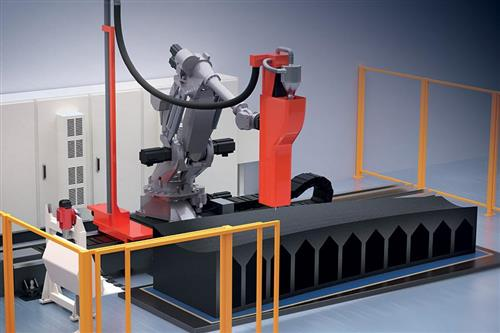 Masterprint robotic